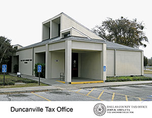 Duncanville Tax Office